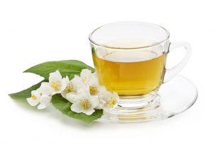 ชงชาเขียวมะลิ